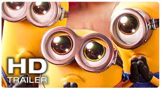 MINIONS 2 THE RISE OF GRU Trailer #2 International (NEW 2021) Animated Movie HD