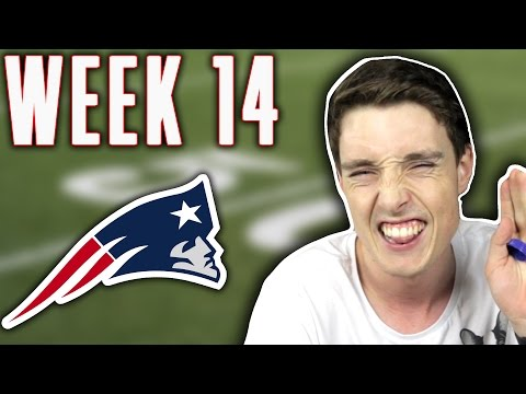 PATRIOTS LOST! AGAIN?!?  LazarBeam Predicts NFL Week 14! ( NFL News and Predictions)