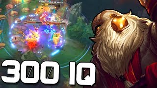 THIS BARD IS ACTUALLY A 300 IQ GENIUS! - Challenger to RANK 1