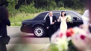 Выездная регистрация. Организация свадьбы. Хрустальное счастье. Свадебное агентство Вернисаж.