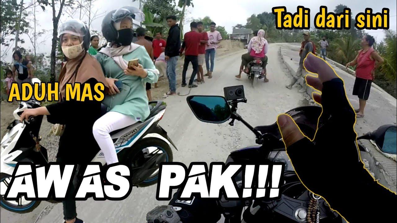 NGERII!!‼️ KENAPA BISA BEGITU || MOTOVLOG INDONESIA