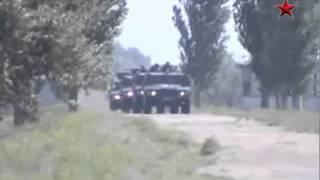 «Тигры» поступили на службу в бригаду ЦВО