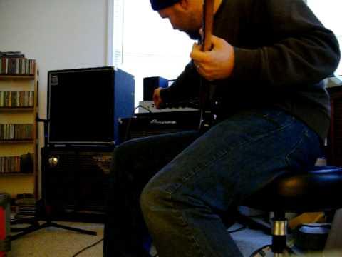 Ampeg B15R Bass Amp