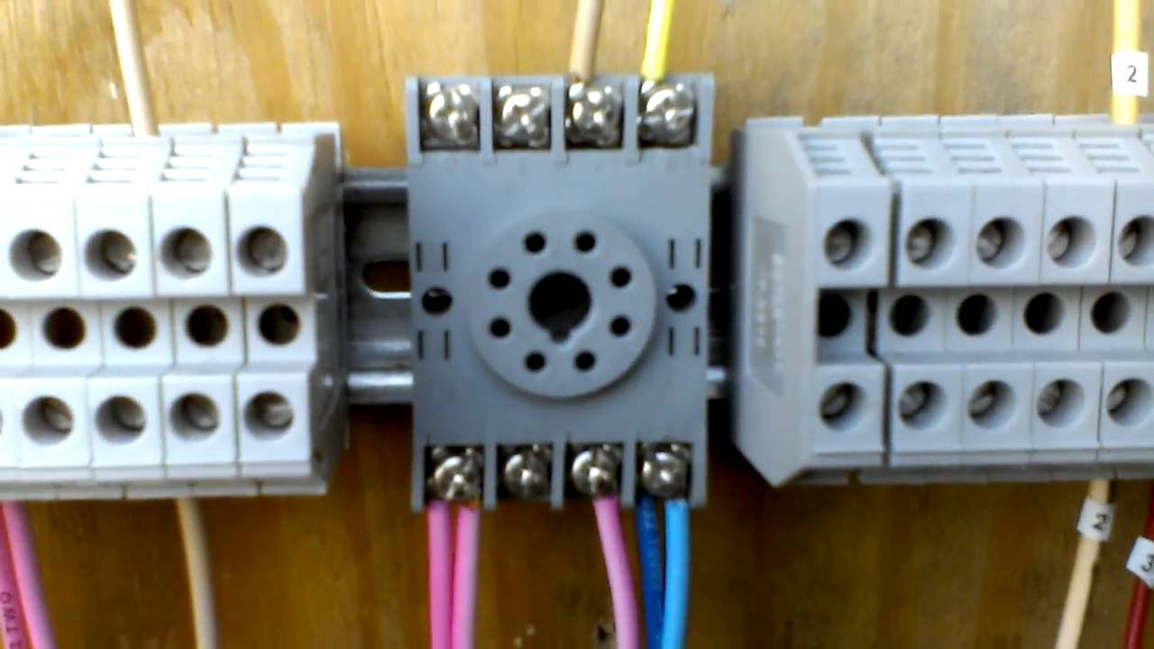 Handson 8pin time delay on relay,how to wire it  YouTube