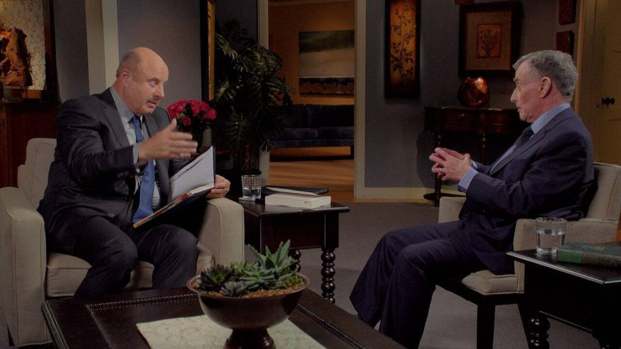 Download 'When I Watched You In The Documentary, I Saw A Lot Of Lie Behavior,' Dr. Phil Tells Guest