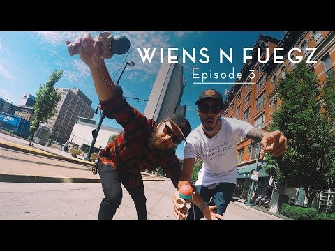Wiens 'n' Fuegz Show - Episode 3 - FIVE CITIES / TWELVE DAYS