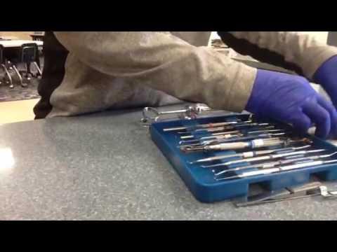 Amalgam 1 instruments