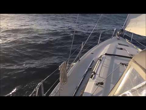 Offshore sail Bermuda - Boston