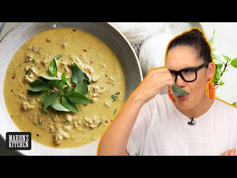 The BEST Thai curry recipe you've probably never tried...Southern Thai Crab Curry 💯 Marion's Kitchen