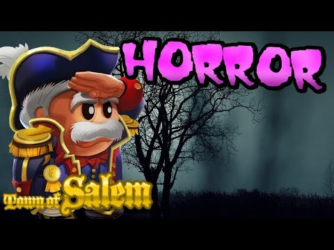 THE HORROR | Town of Salem Coven Ranked Practice