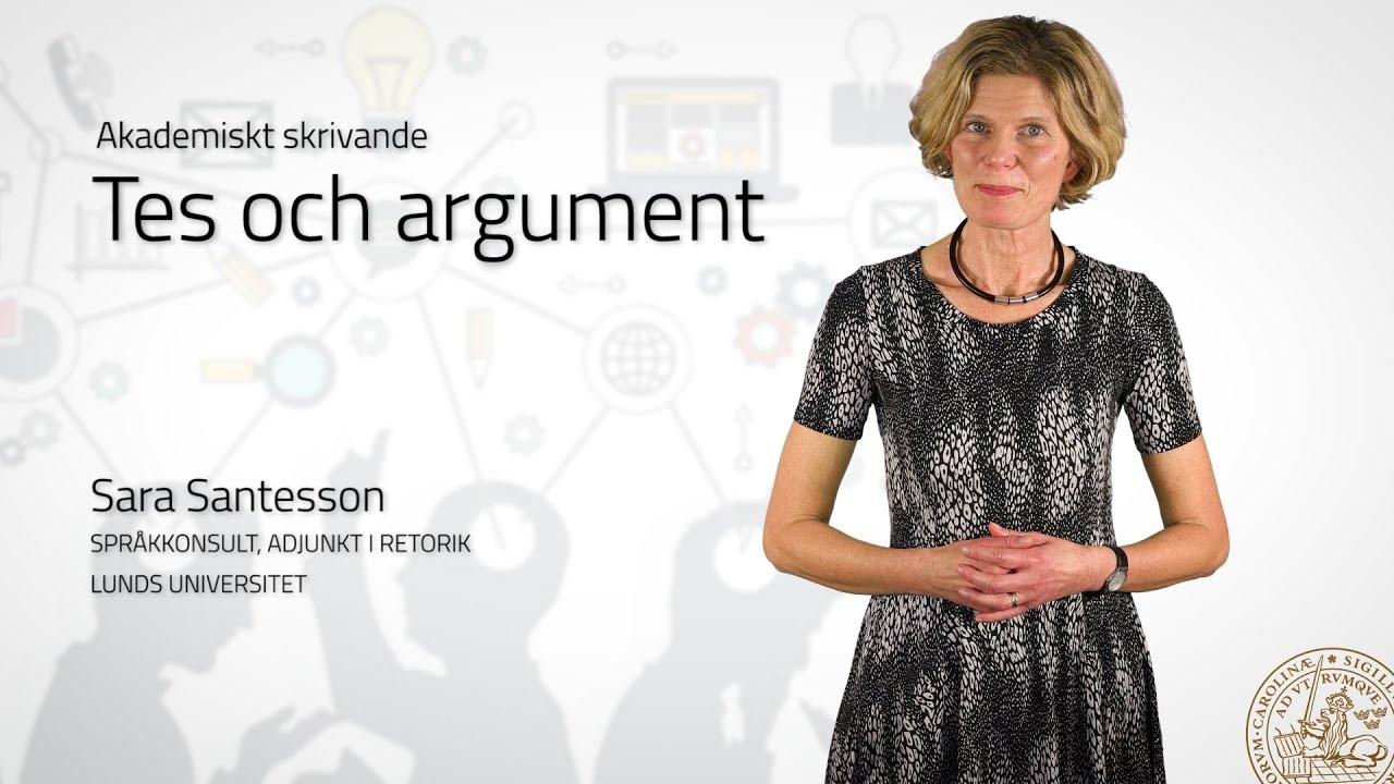 Download Tes och argument