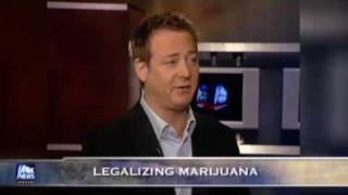 Cannabis / Marijuana: Andy Levy on Freedom Watch