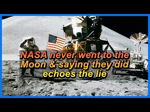 The Apollo Missions Are a Scientifically Provable Lie