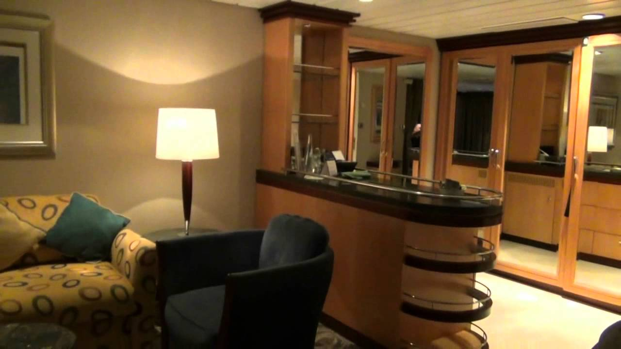 Navigator Of The Seas Grand Suite Youtube