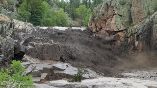 7 killed, 3 missing after flash flood tears through swimming hole near Payson
