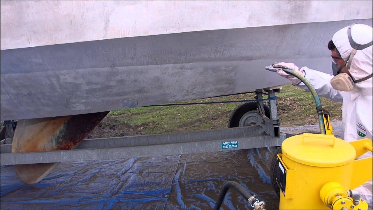 Peinture Pour Bateau Aluminium Bateaux Grand Voyage U Le Problme De - Peinture pour bateau aluminium