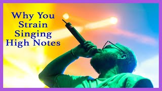 Ep.22: Sing High Notes-Why You Strain-Part 3