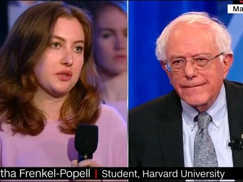 Bernie Asked Why He Wants The U.S. To Be Like The Soviet Union