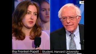 Bernie Asked Why He Wants The U.S. To Be Like The Soviet Union
