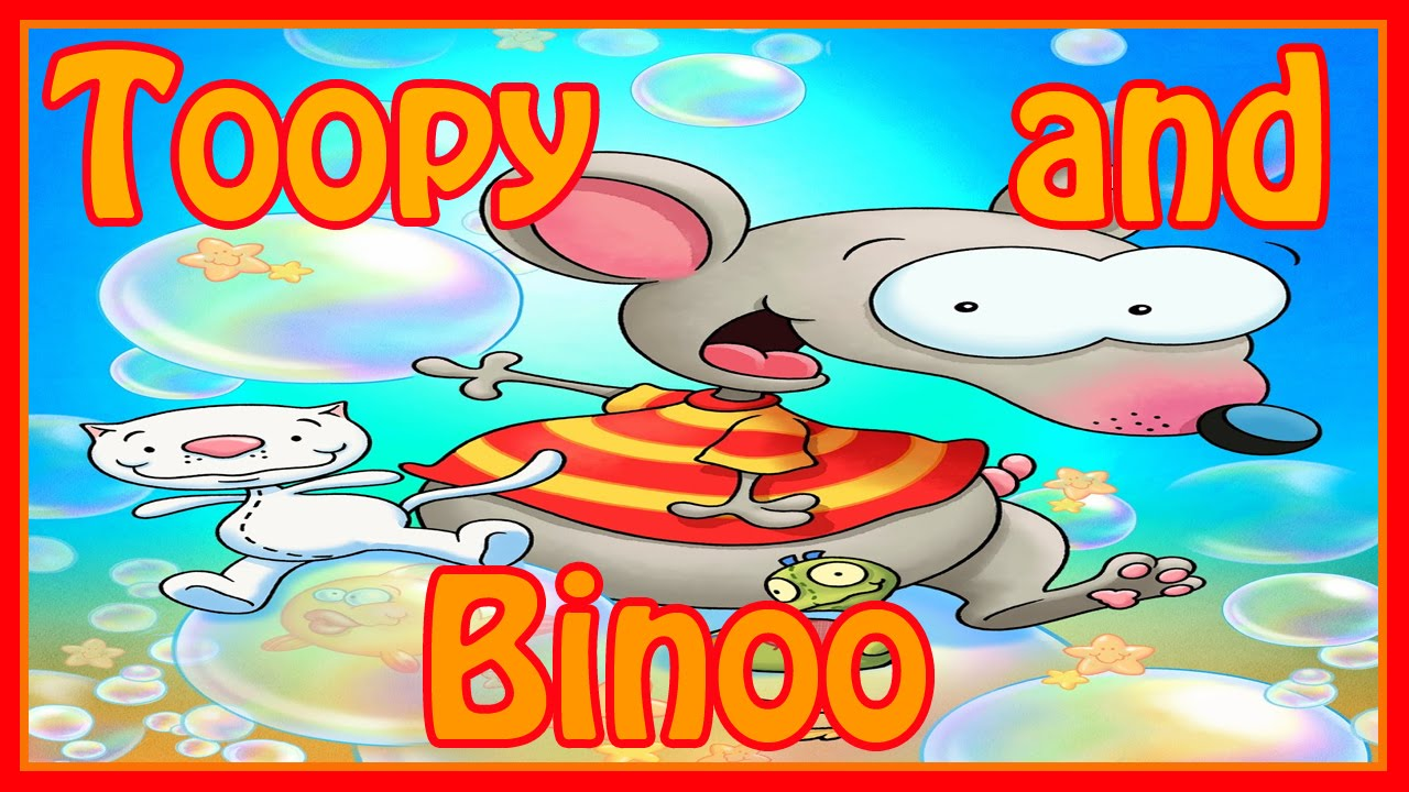 toopy and binoo full game for kids toopy and binoo youtube