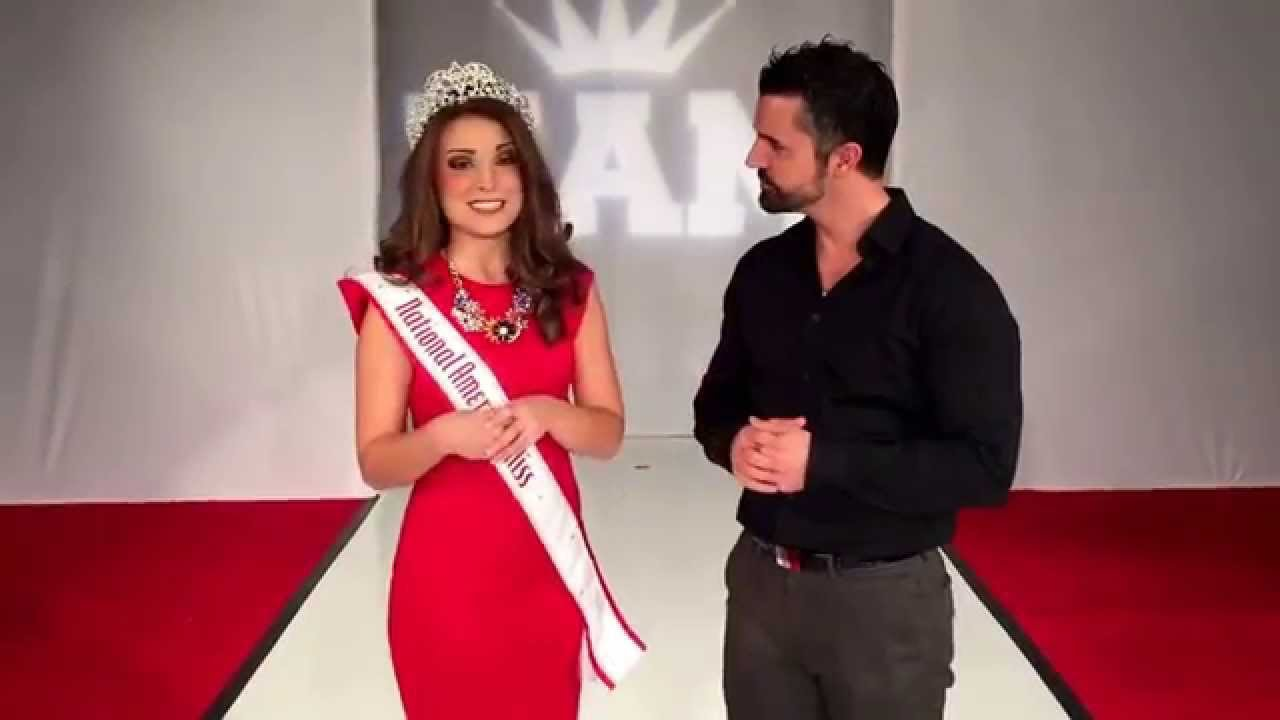 National American Miss Open Call Questions - Pageant Planet - YouTube