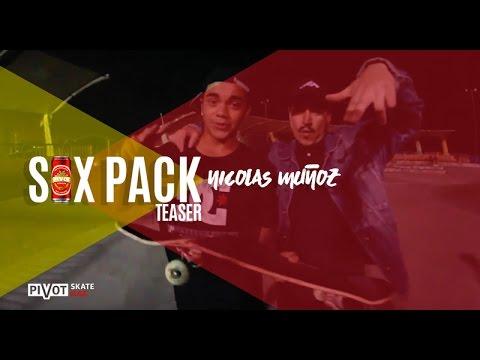 Teaser SixPack   Nicolas ¨Chispita¨ Muñoz   Iquique