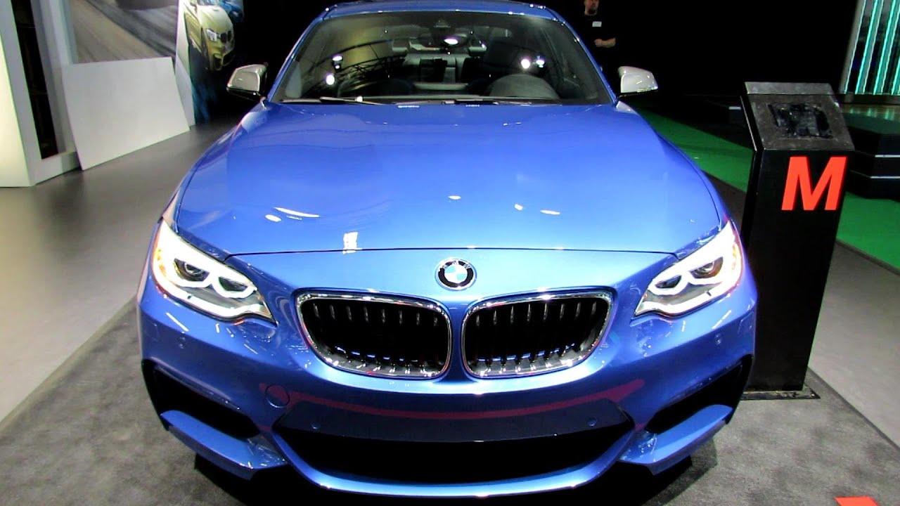 2015 BMW 2Series M235i  Exterior and Interior Walkaround  2014