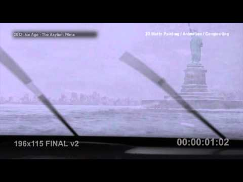 2012 Ice Age Shot Compilation