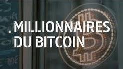 ₿ Millionnaires du bitcoin !