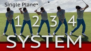 The Single Plane Golf Swing - the Perfect Swing System