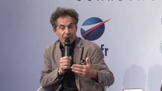 Paris Air Lab- Le futur de l'humanité est-il lié à la Terre?   Salon du Bourget 2017