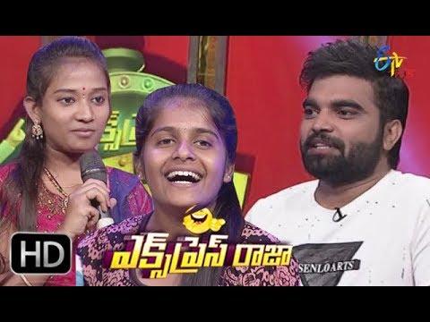 Express Raja   17th September 2018   Full Episode 520   ETV Plus