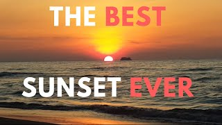 THE BEST SUNSET IN THE WORLD | BORNEO 2018