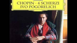 Pogorelich plays Chopin Scherzo No 3 in C sharp minor Op 39