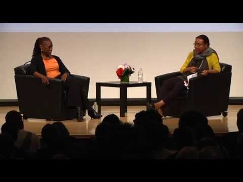bell hooks + Chirlane McCray: Critical Thinking at The New School