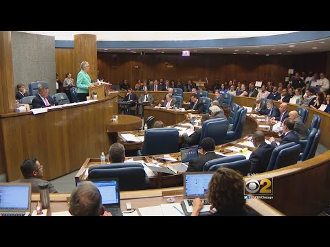 Cook County Board Overwhelmingly Votes To Repeal Soda Tax