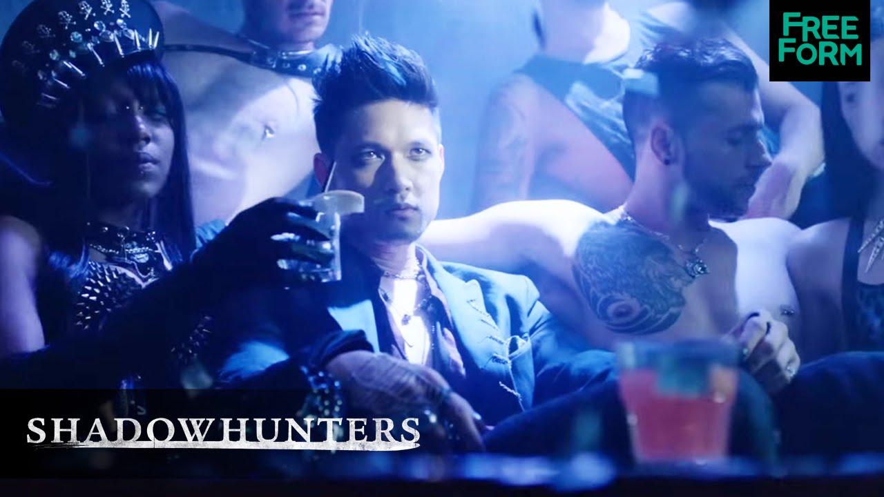 "Download Shadowhunters   Season 1, Episode 1 Music Clip: ""Redose""   Freeform"