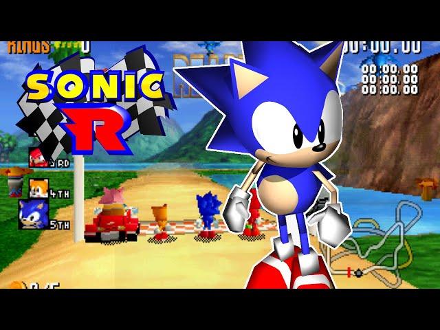 Sonic R / Super Retro Play