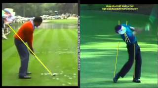 Seve Ballesteros: Swing Analysis