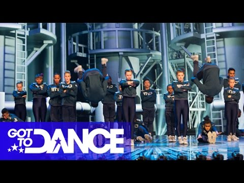 IMD | Live Final | Got To Dance 2014