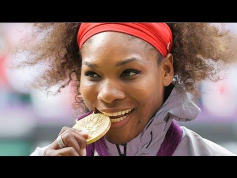 Serena Williams Olympics Gold Medal