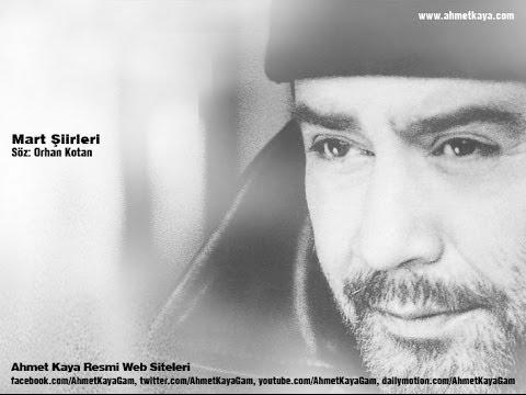 Mart Şiirleri (Ahmet Kaya)