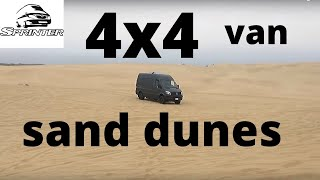 mercedes sprinter van 4x4 off road(bill wu sprinter 4x4., 2016-08-15T10:43:00.000Z)