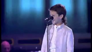 """Raúl """"El Balilla"""" - """"Como el agua"""" de Camarón. La Voz Kids España."""