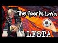 - FOOTBALL Challenge THE FLOOR IS LAVA!