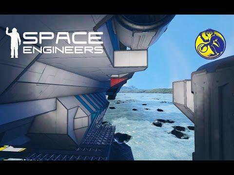 Space Engineers - S01E11 - Drake last jobs