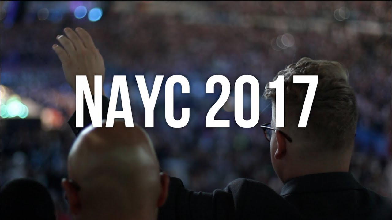 NAYC 2019 Location Reveal | North American Youth Congress 2019 by