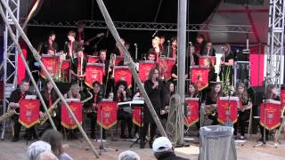 Denmark 2013 (Riverboat Jazz Festival) - Jazz Band performs It Don't Mean a Thing