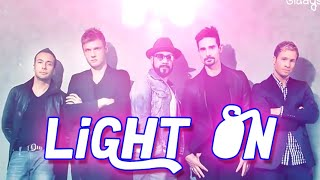 Light on- Backstreet Boys (Subtitulos en español)
