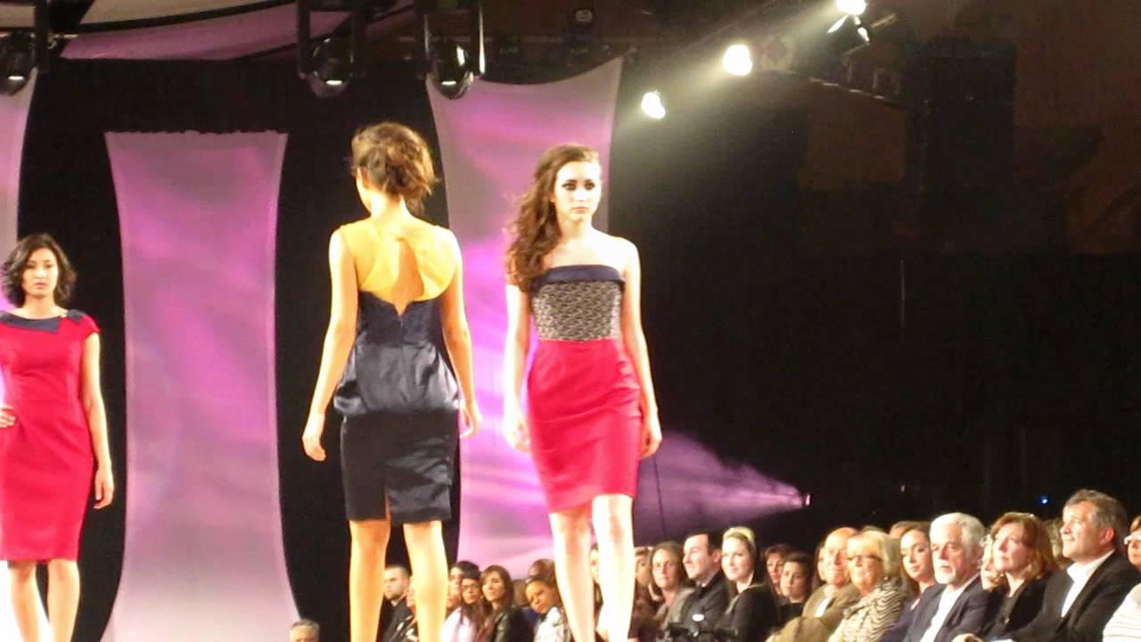 Rachel Phillips 2012 Collection Richard Robinson Academy Of Fashion Design Youtube
